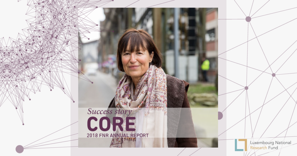 CORE   FNR – Luxembourg National Research Fund