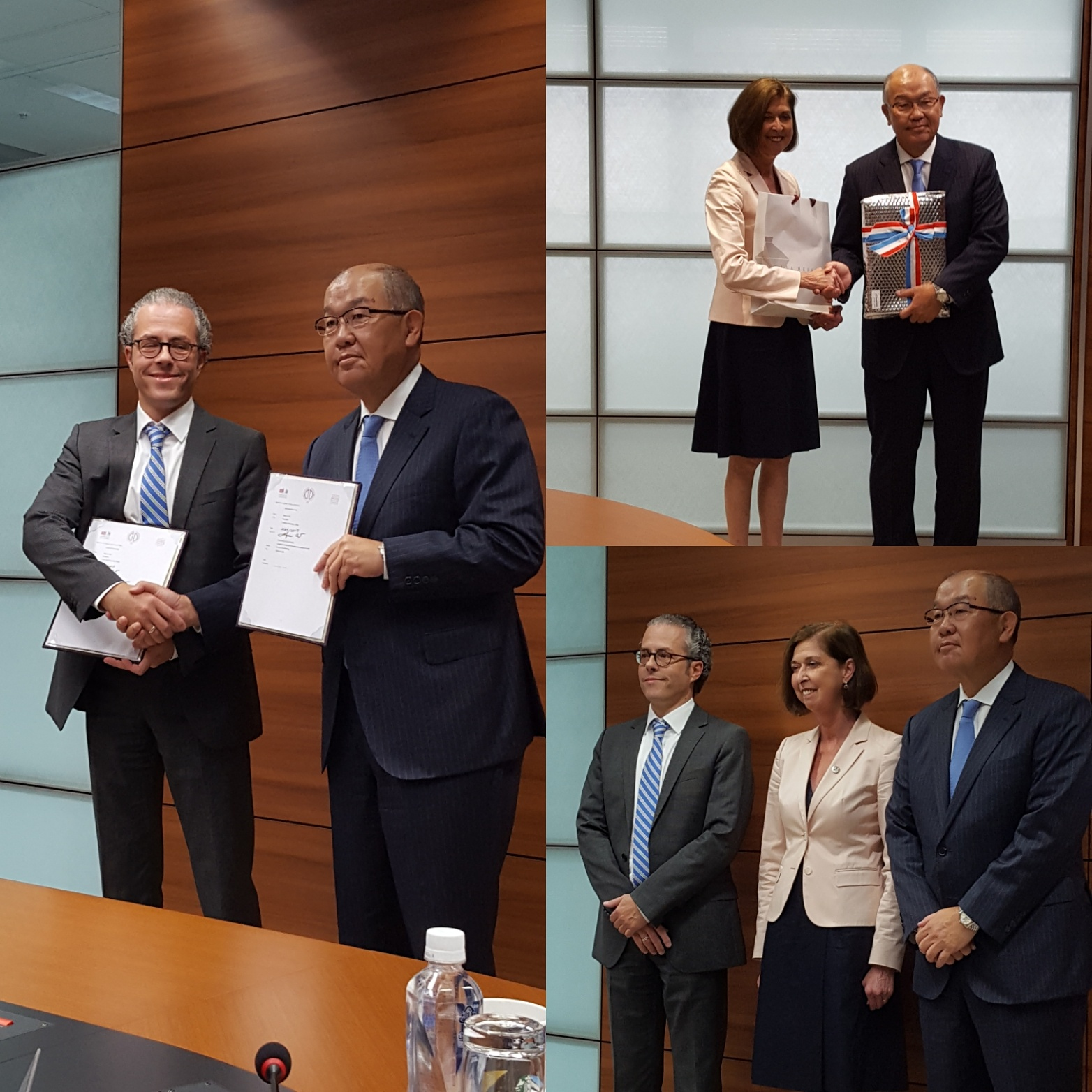 Luxembourg And Japan Strengthen Cooperation In Biomedical Research